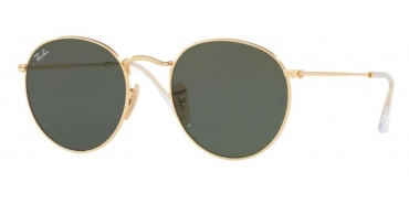 Ray-Ban RB3447N ROUND METAL 001