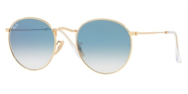 Ray-Ban RB3447N ROUND METAL 001/3F