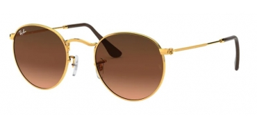 Ray-Ban RB3447 ROUND METAL 9001A5