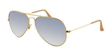 Gafas de Sol Ray-Ban 3025 AVIATOR LARGE METAL 001/3F