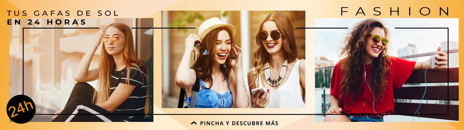 d0d5e21afd Gafas de Sol Online de Moda【Comprar Gafas Originales 100%】
